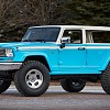 Fiat Goes Old-School with the Grand Wagoneer
