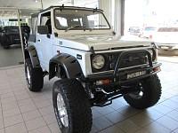 Picture of a Suzuki Jimny