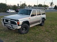 Picture of a Ford Maverick DA