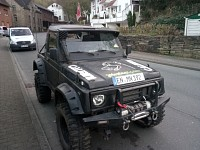 Picture of a Suzuki SJ 413 Baloo edition