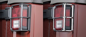 Photo of a Mopar Tail Light Cover