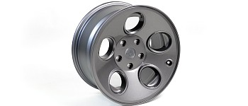 Photo of a Mopar AEV Savegre Rims Black