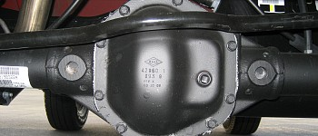 Photo of a Dana 44