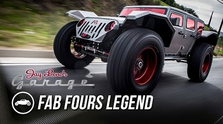 Fab Fours Legend - Jay Leno's Garage