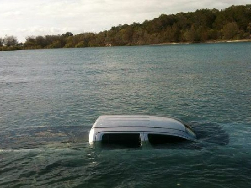 Fraser Island With A Camper Trailer